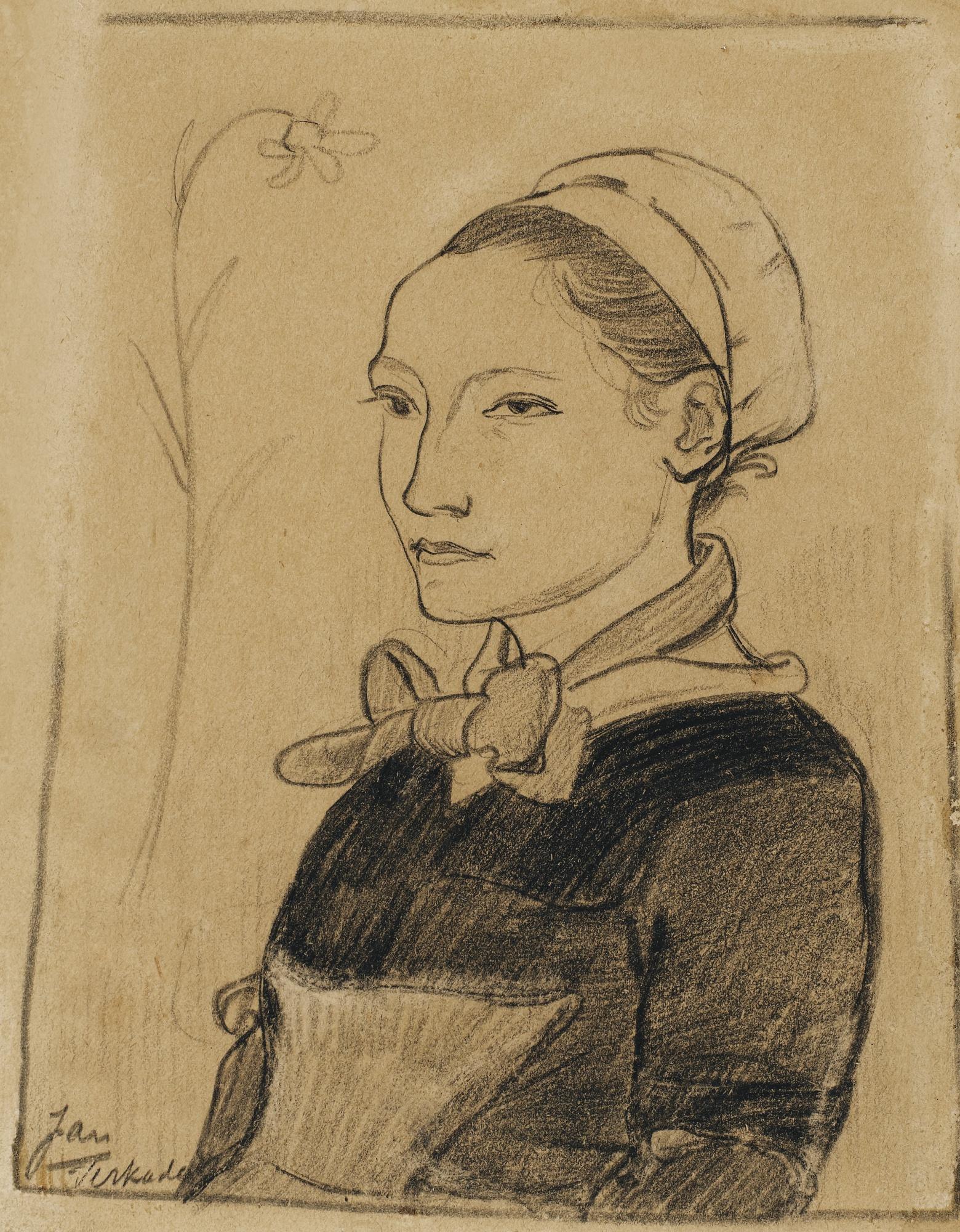 Jan Verkade-Marie De Kervo-1891