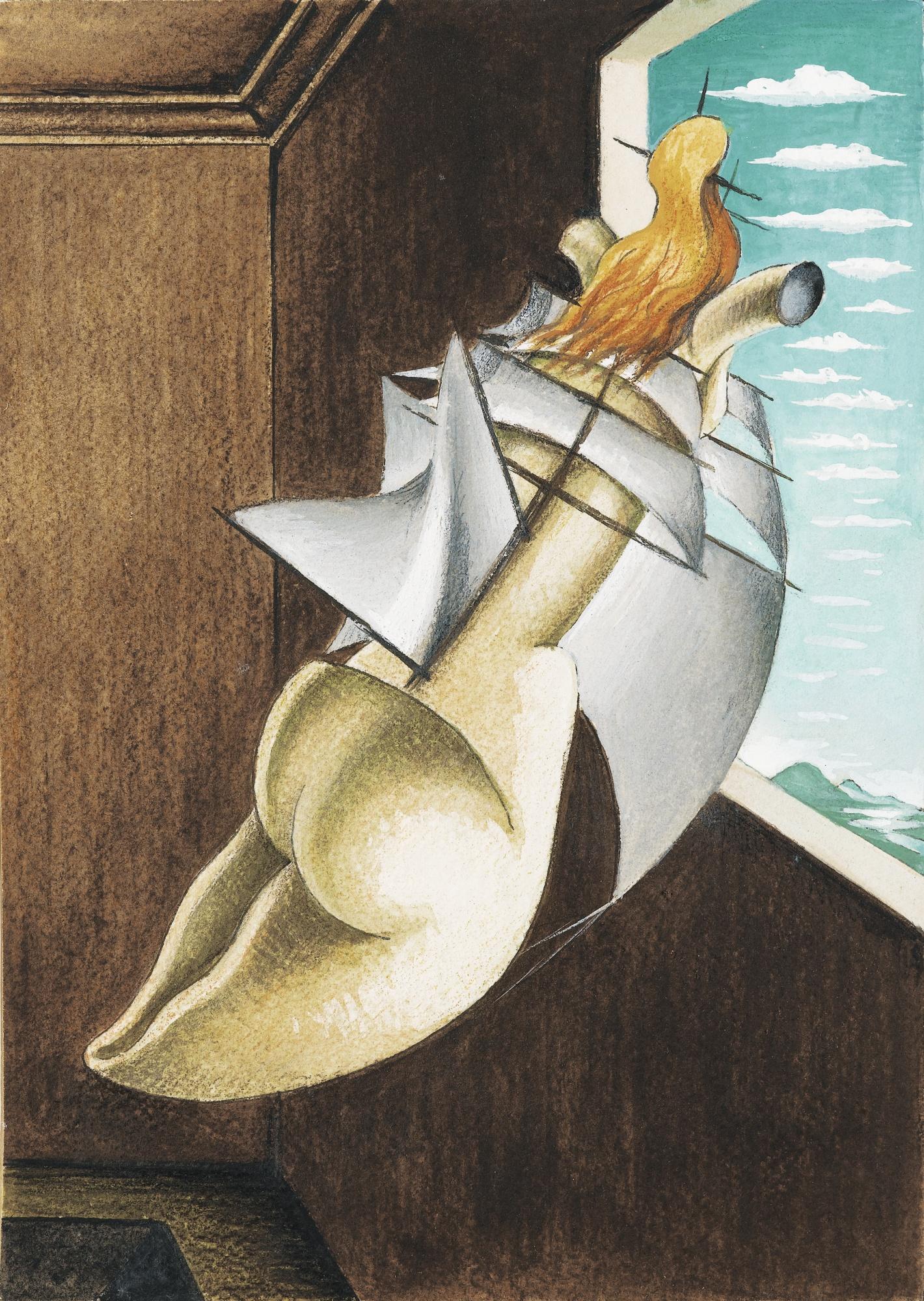 Felix Del Marle-Evasion-1944