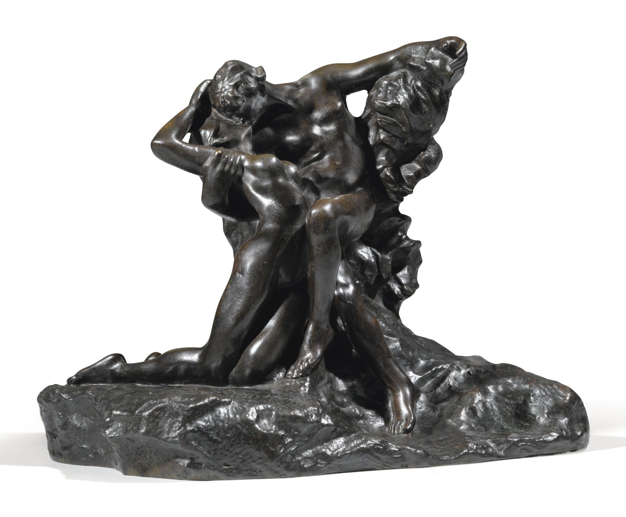 Auguste Rodin-Eternel Printemps, Second Etat, 4Eme Reduction, Dite Aussi 'No.2'-1910