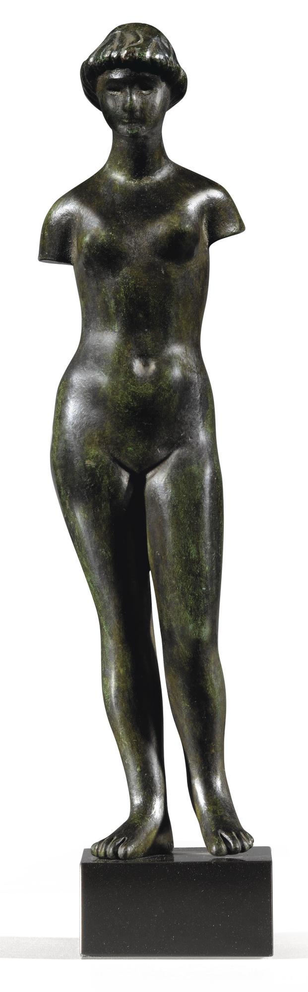 Aristide Maillol-Petite Venus-1916