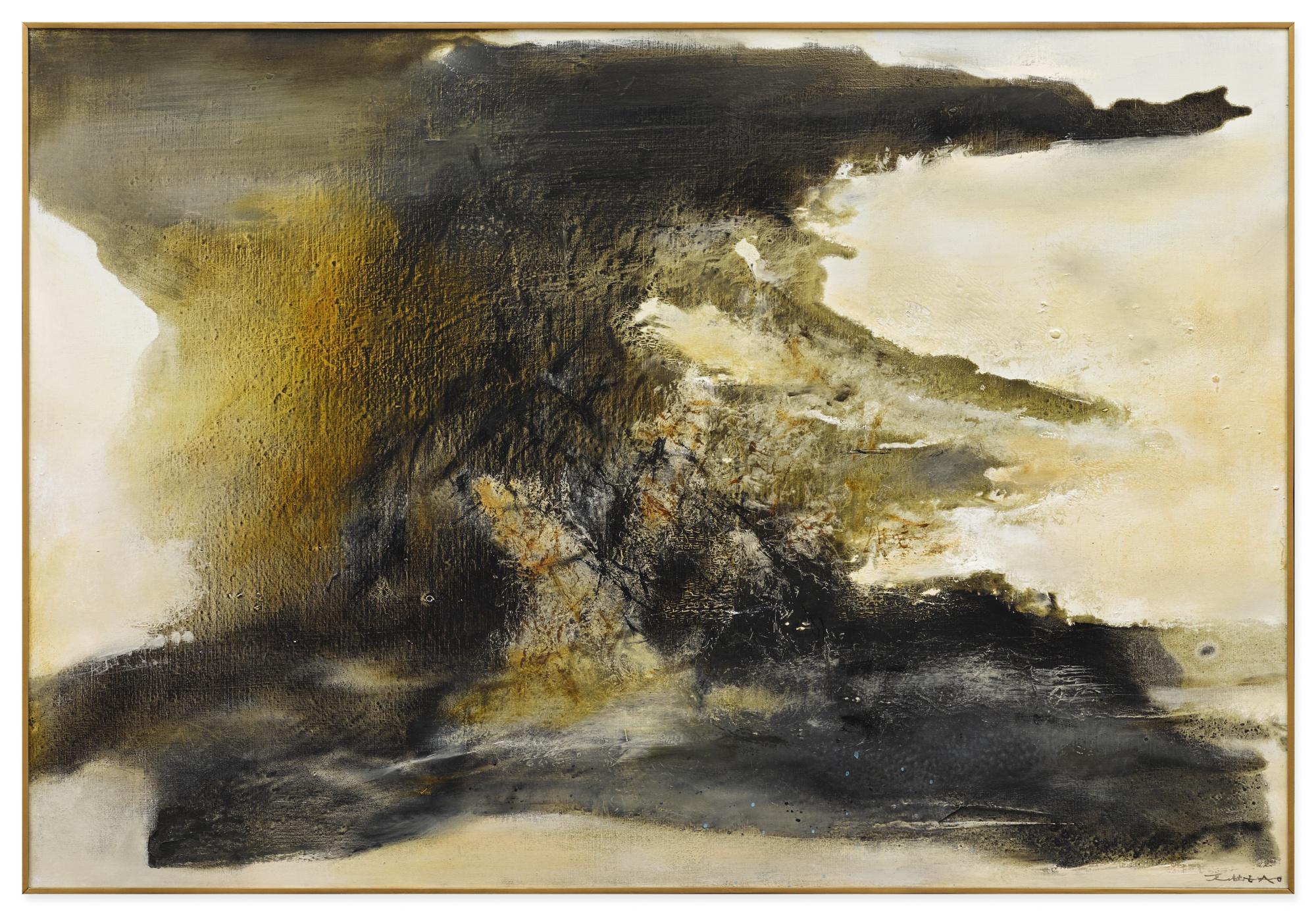 Zao Wou-Ki-04.10.2000-2000