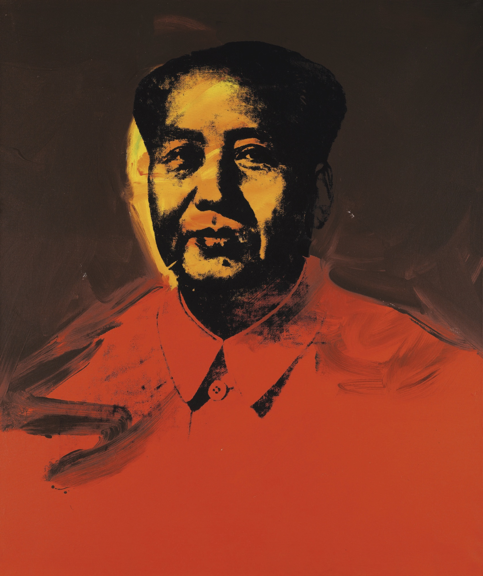 Andy Warhol-Mao-1973