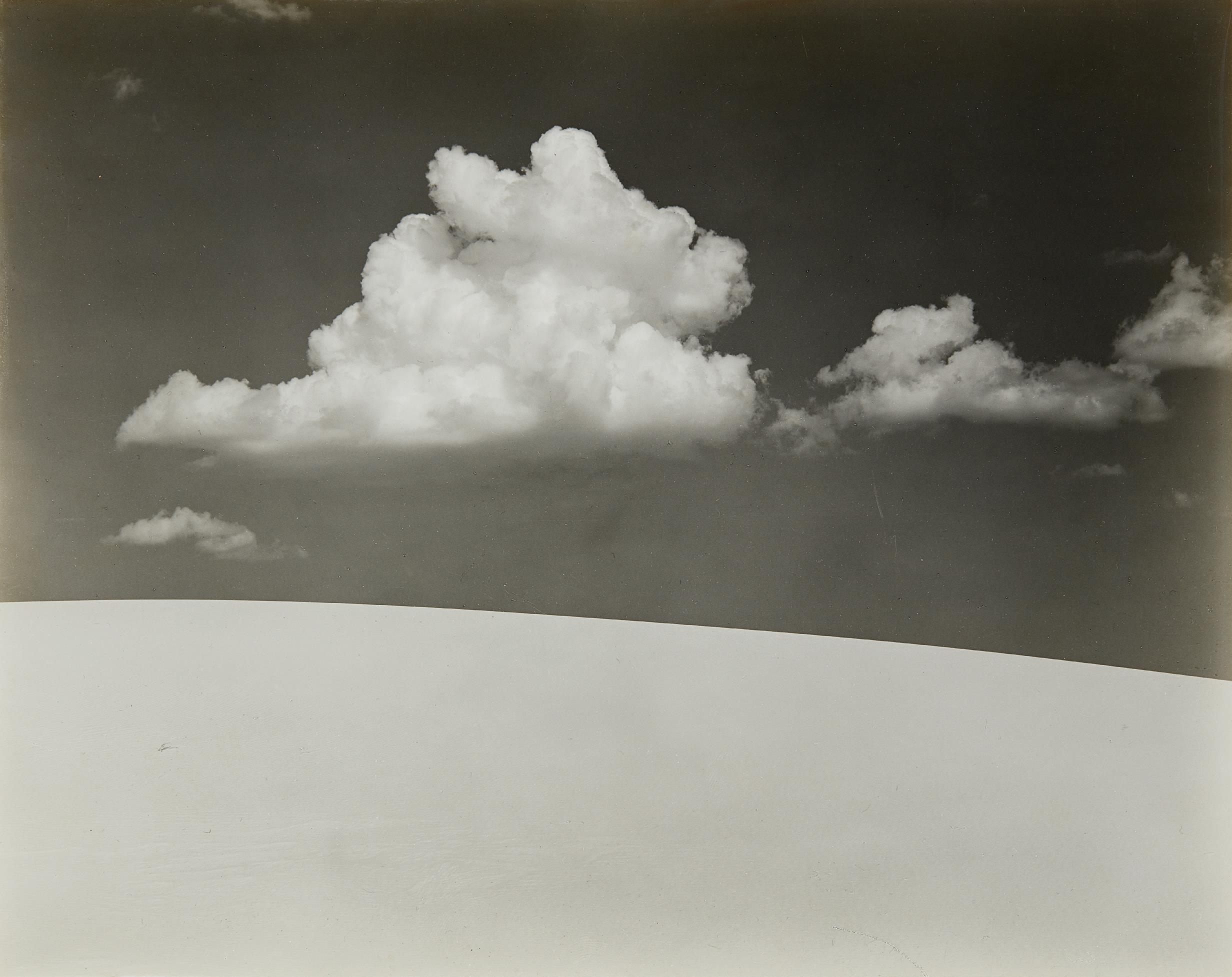 Edward Weston-White Sands, New Mexico-1941