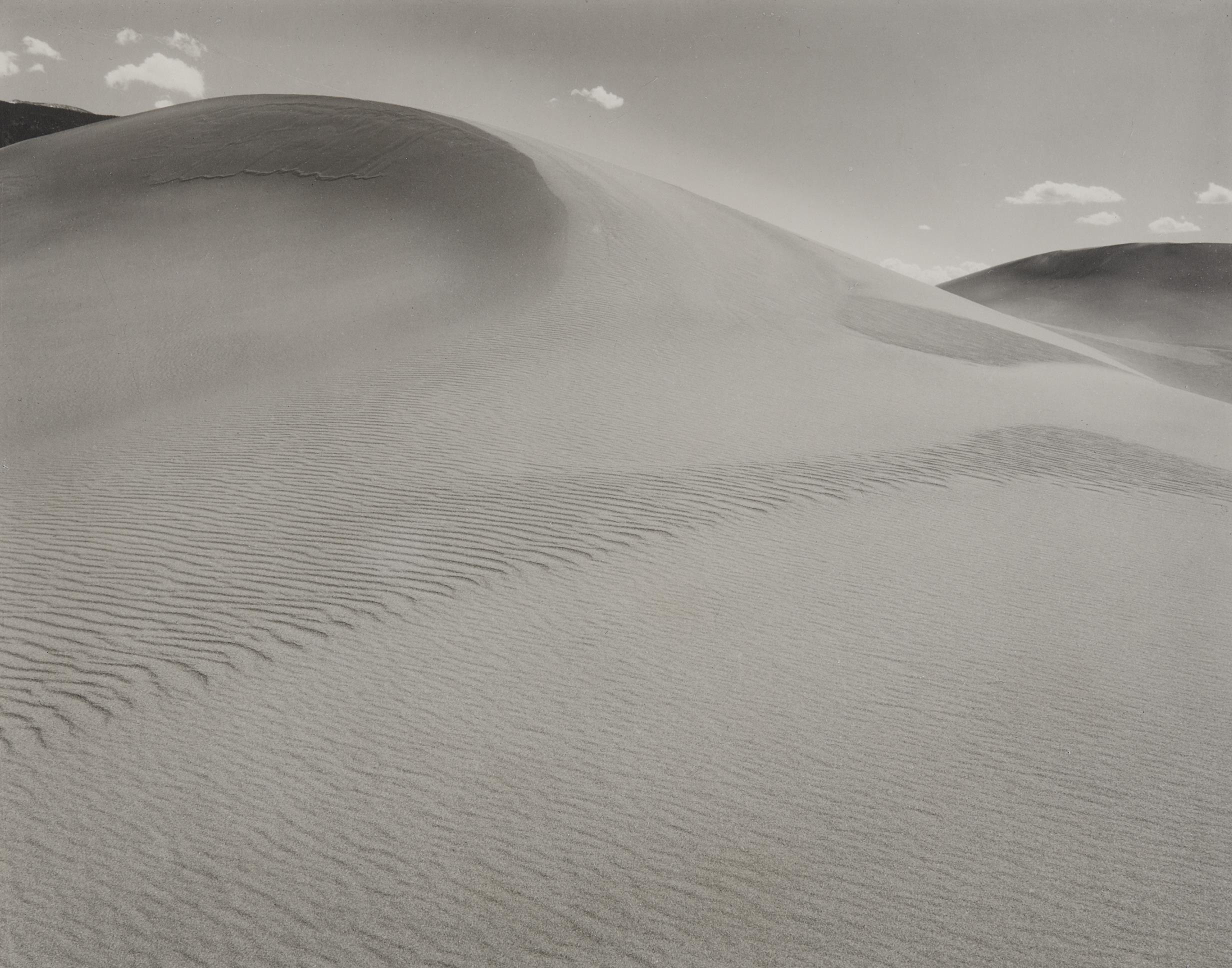 Laura Gilpin-Sand Dunes-1930
