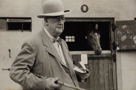 Henri Cartier-Bresson-At the Curragh Racecourse Near Dublin-1955