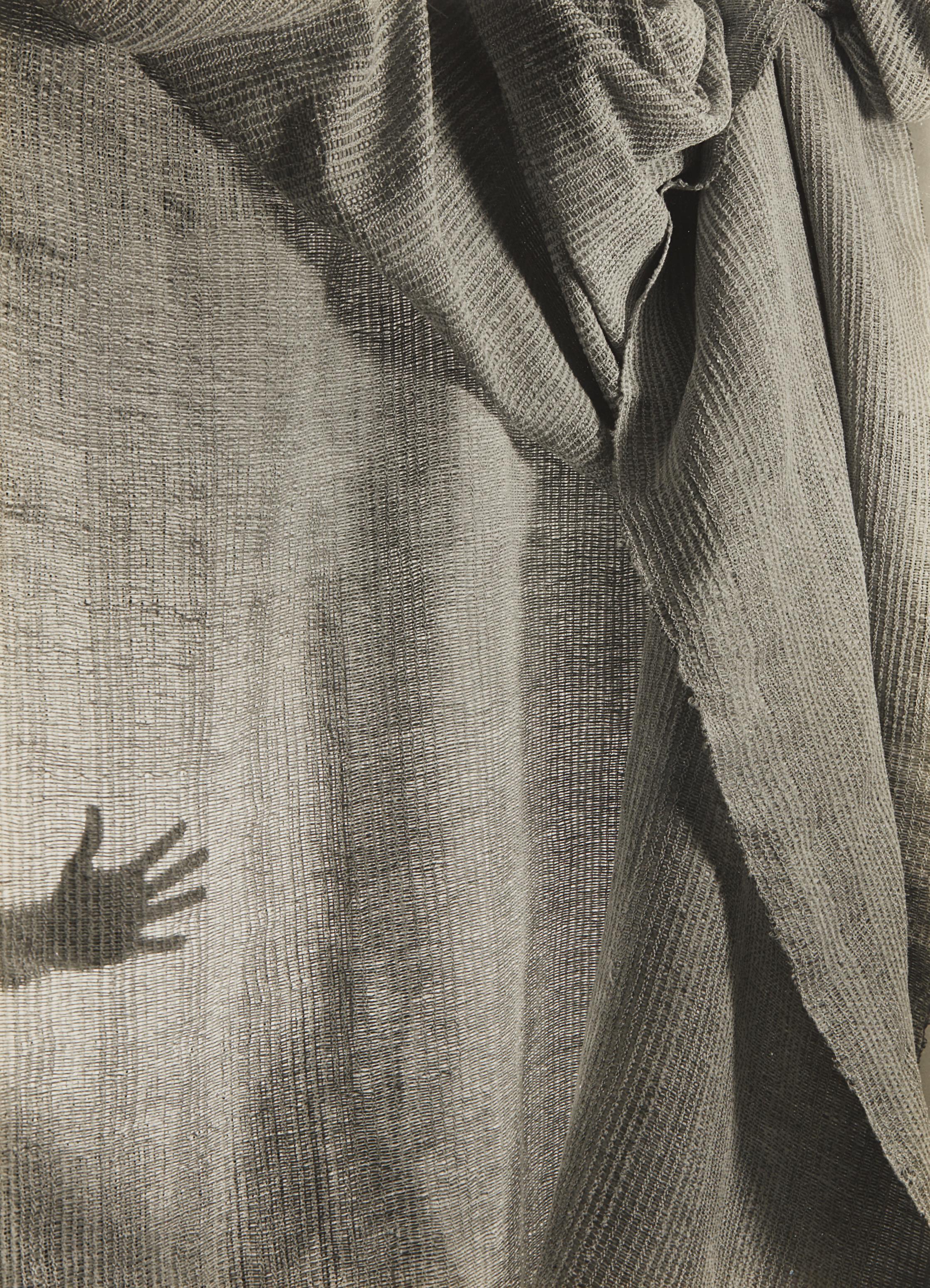 Imogen Cunningham-Hand Weaving with Hand-1946