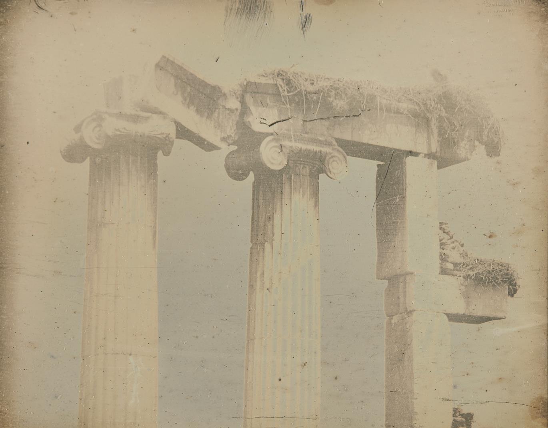 Joseph-Philibert Girault de Prangey-Aphrodisias, Temple de Venus-1843