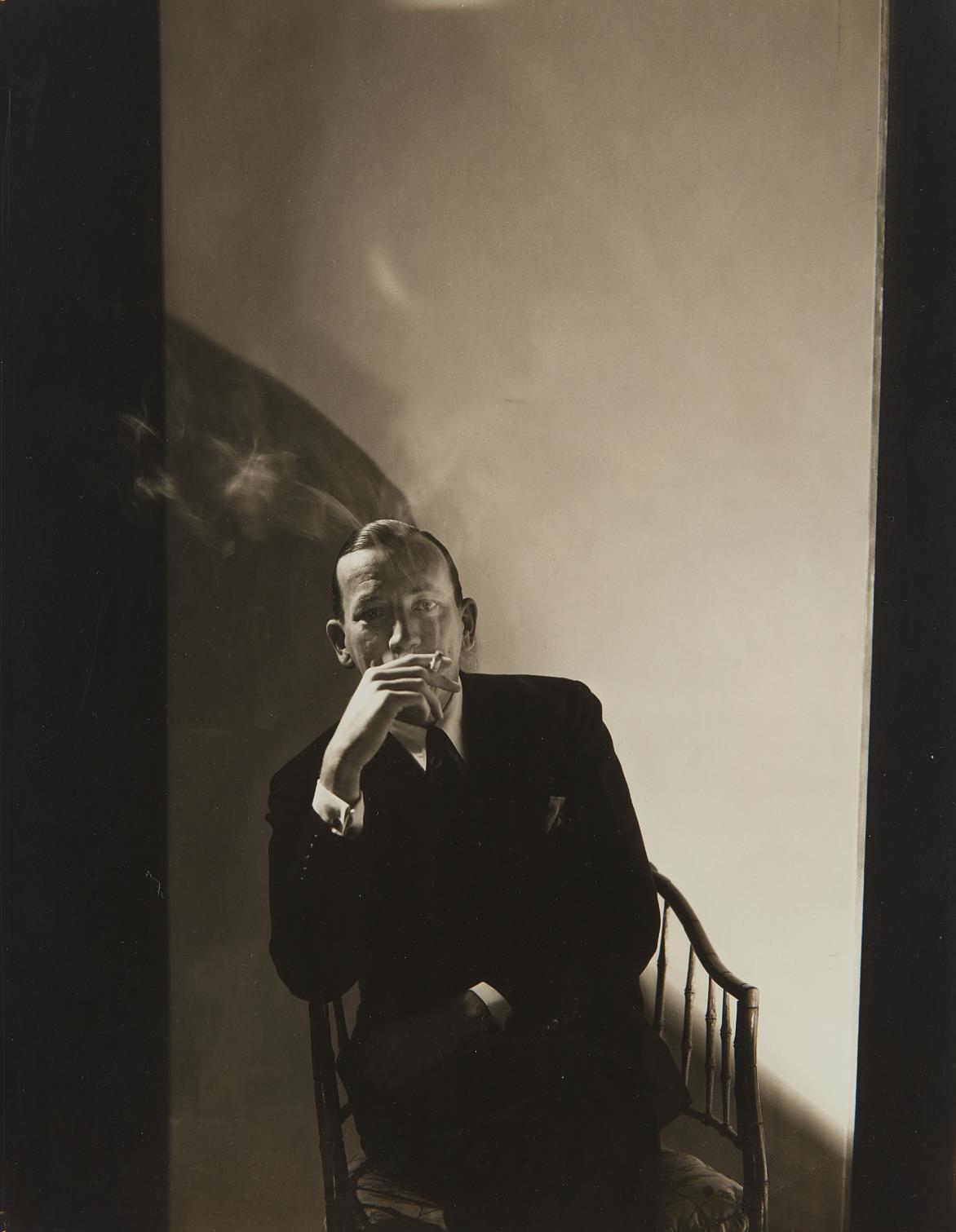 Edward Steichen-Noel Coward for Conde Nast, New York-1932