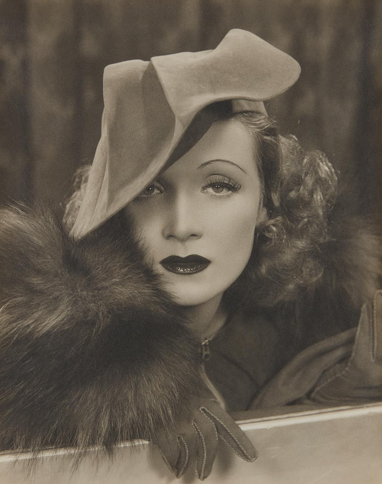 James N. Doolittle-Marlene Dietrich-1936