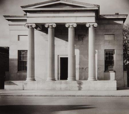 Walker Evans-Greek Revival Building, Natchez, Mississippi-1936