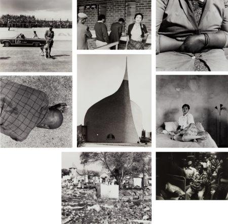 David Goldblatt-Selected images of South Africa-1986