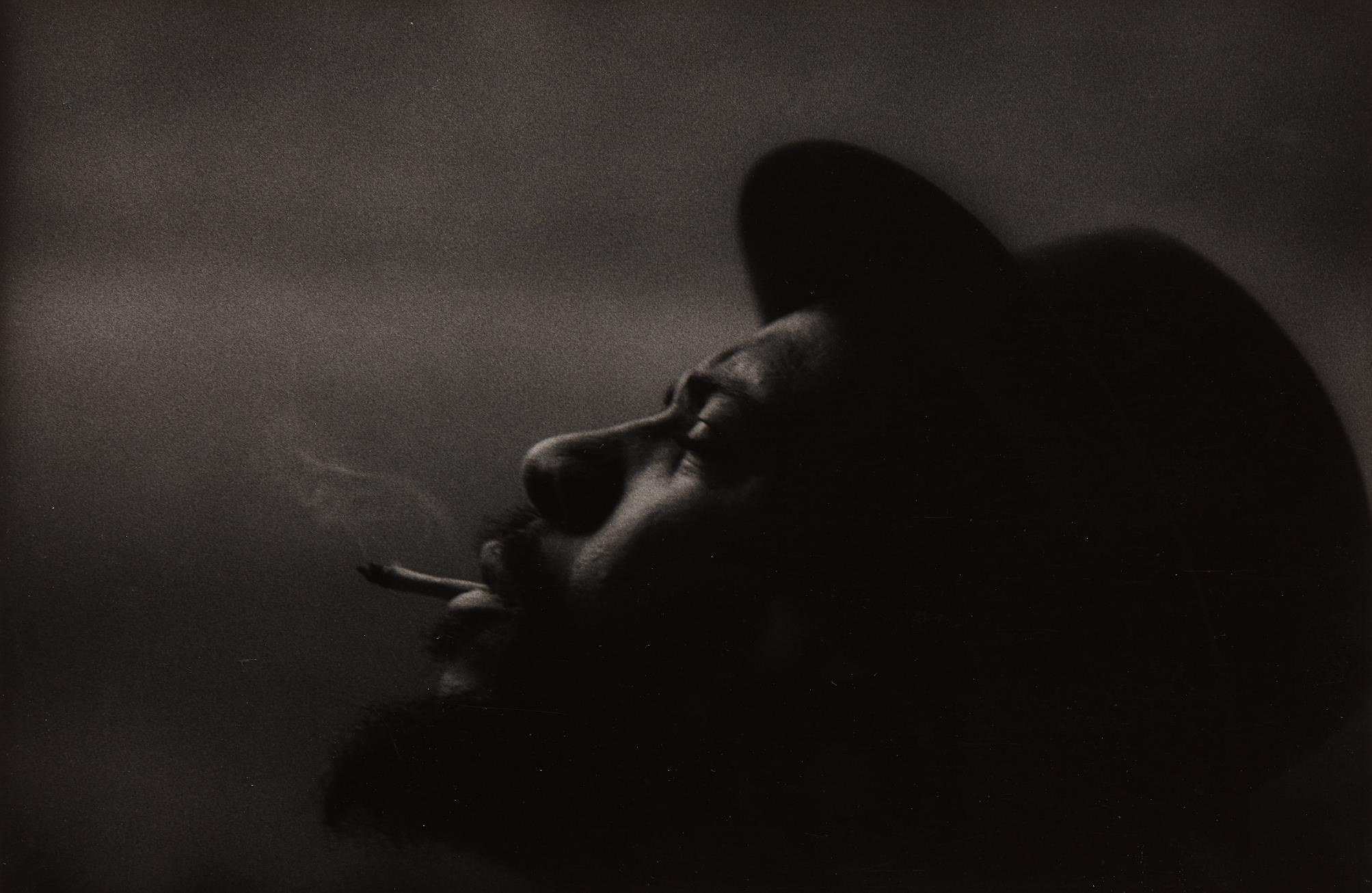 W. Eugene Smith-Thelonious Monk Rehearsing in the Loft-1959