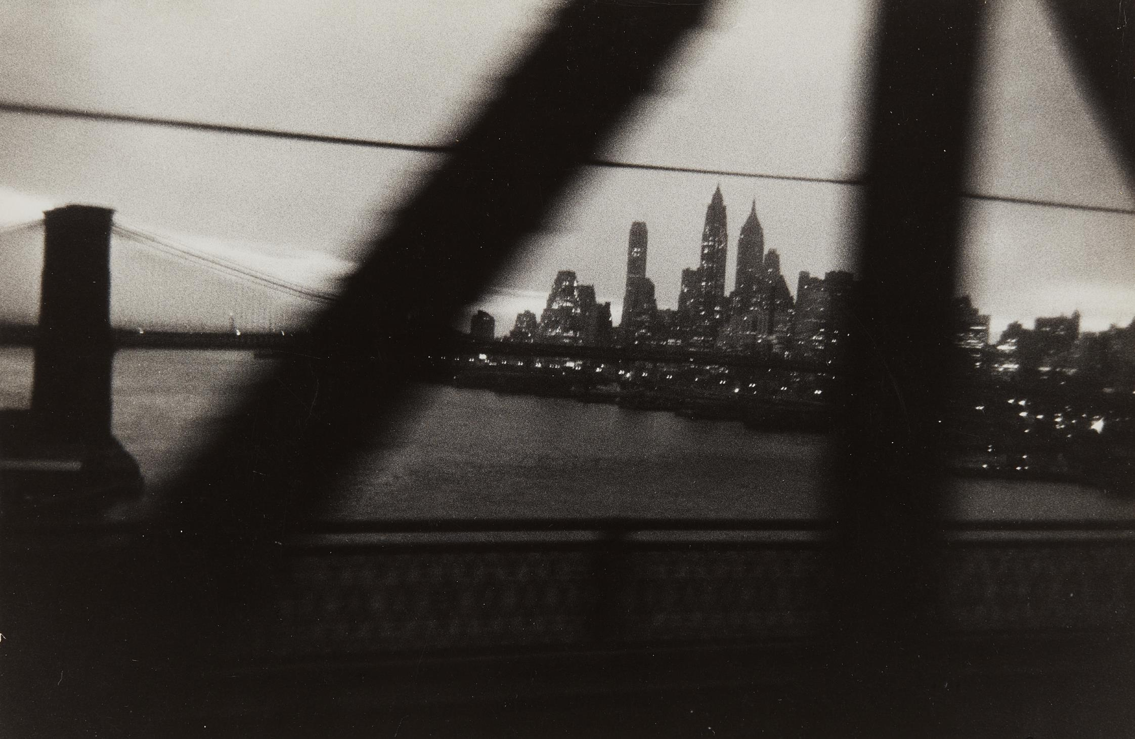 Robert Frank-New York City-1960