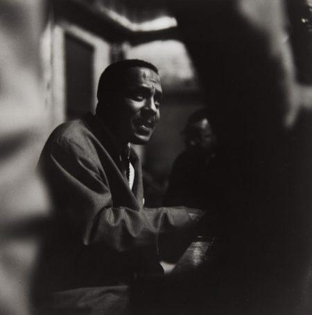 Lee Friedlander-Selected Portraits of Musicians-1957