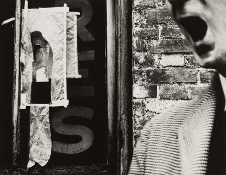 Ralph Eugene Meatyard-Untitled (scream)-1958