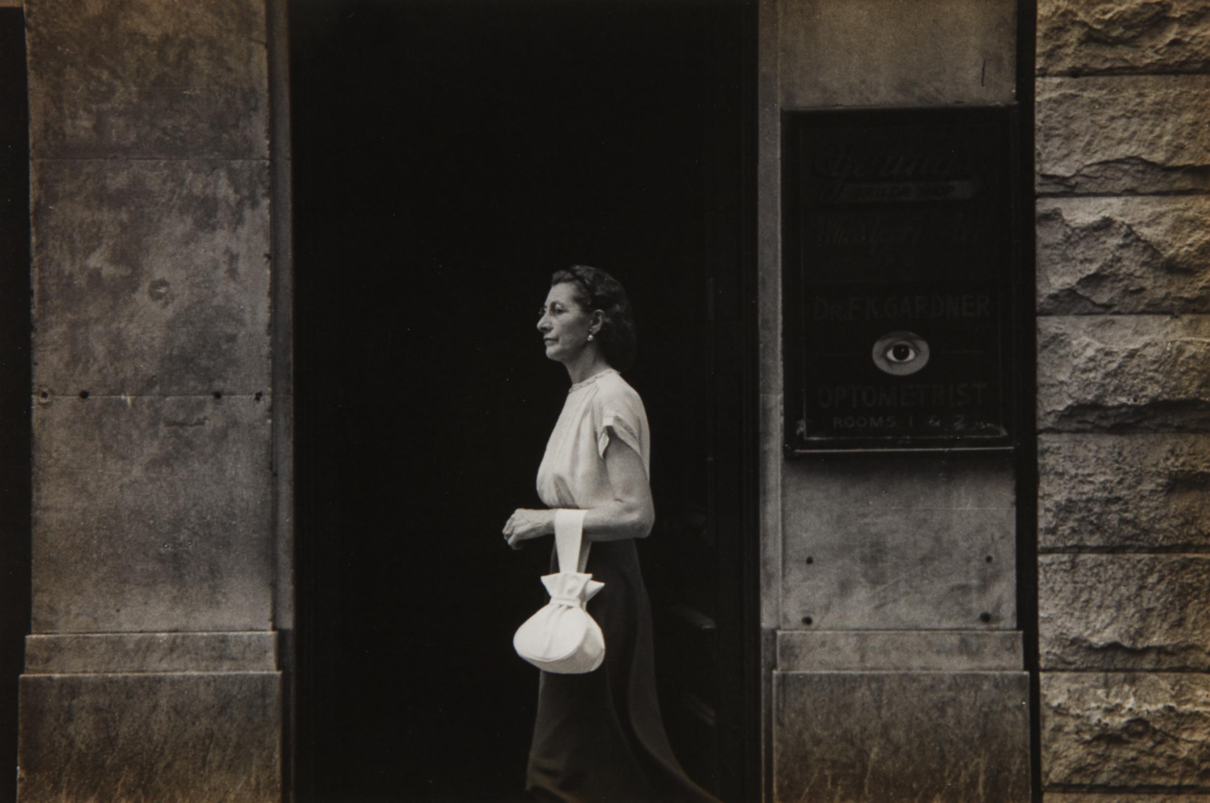 Harry Callahan-Asheville, North Carolina-1951