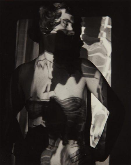 Arthur Siegel-Untitled (Barbara Siegel)-1947