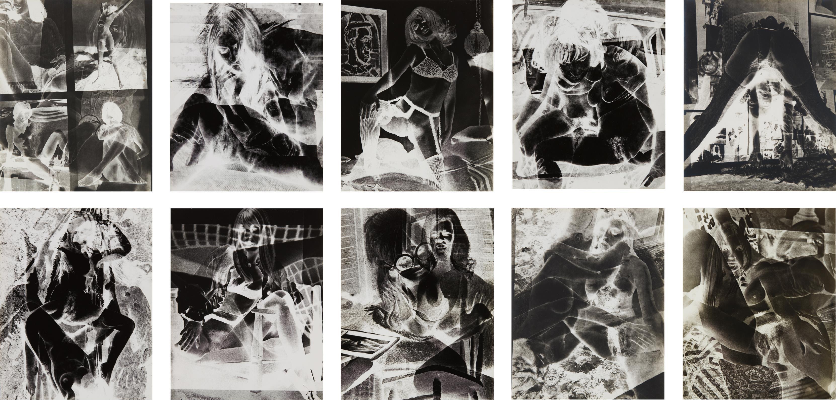 Robert Heinecken-Selected Images-1970