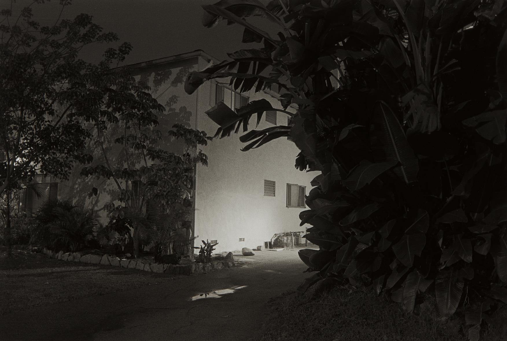 Henry Wessel-Night Walk, Los Angeles, No. 43-1995