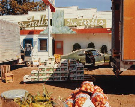 Stephen Shore-U.S. 10, Post Falls, Idaho, August 25, 1974-1974