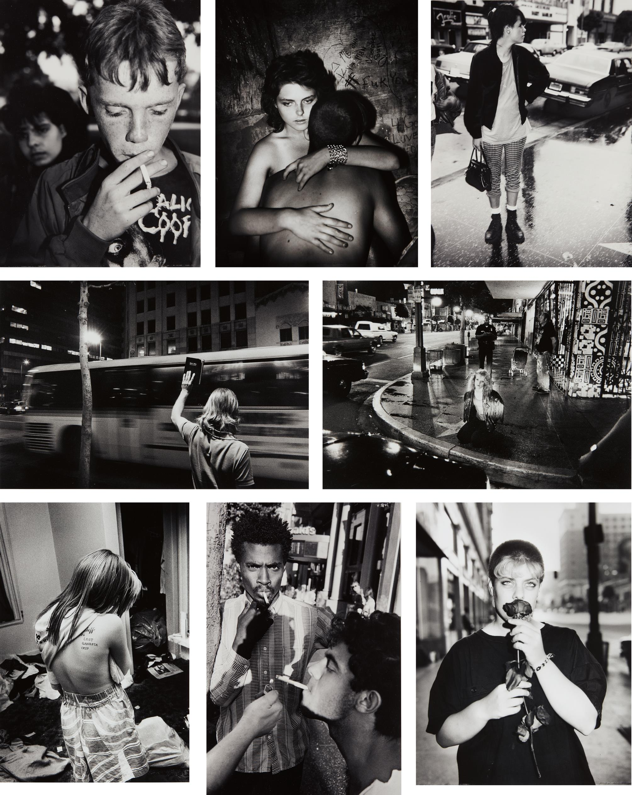 Jim Goldberg-Selected Images from Raised by Wolves-1991