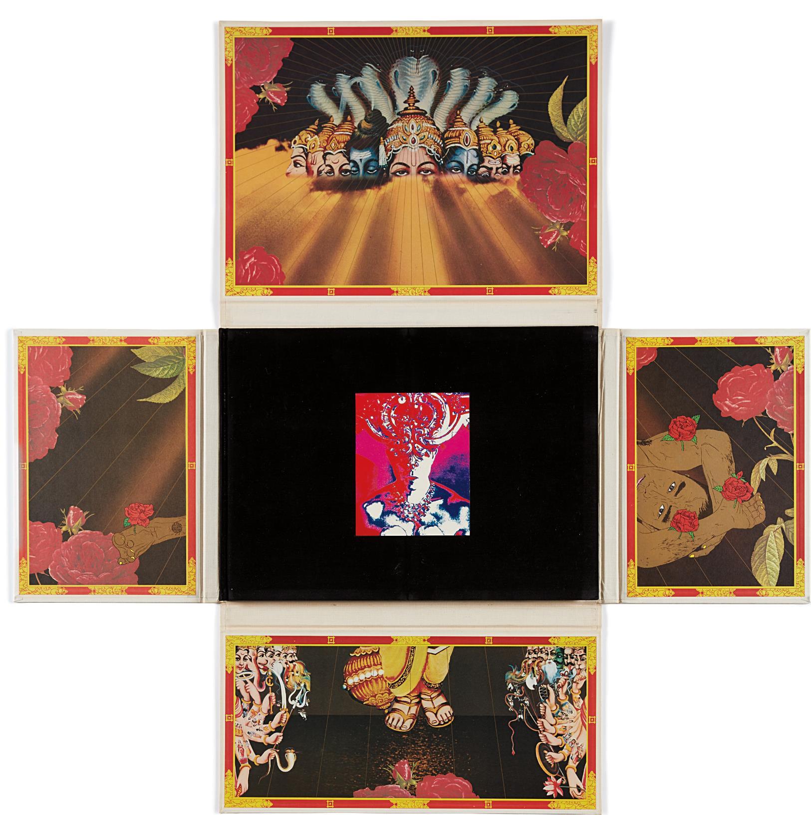 Eikoh Hosoe-Barakei Shinshuban – Ordeal by Roses Re-Edited-1971