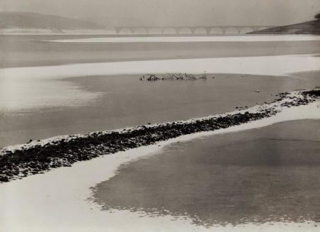 Albert Renger-Patzsch-Bridge over the Mohne Reservoir, Germany-1947