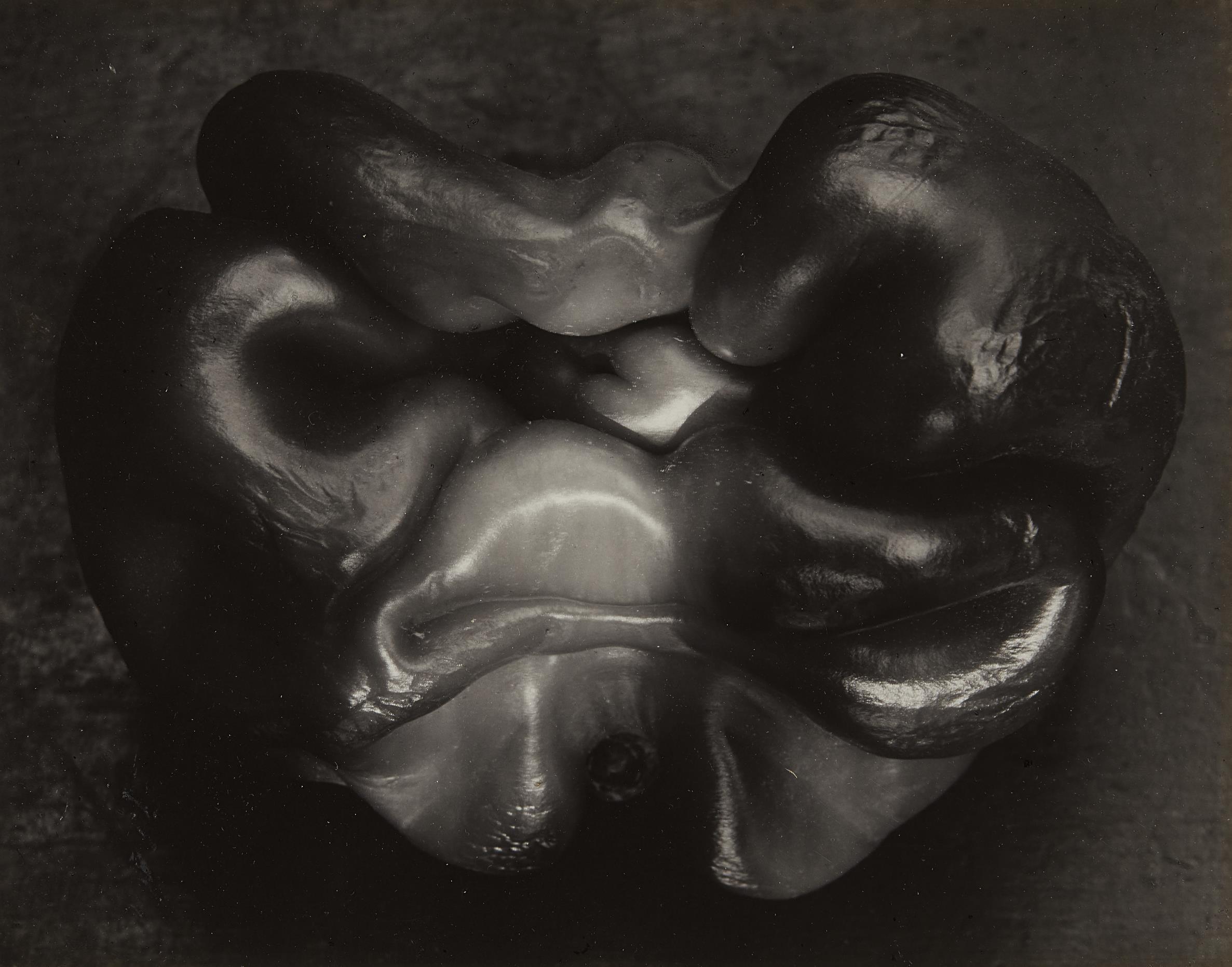 Edward Weston-Pepper-1930