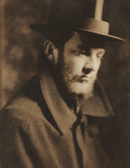 Alvin Langdon Coburn-Self Portrait-1905