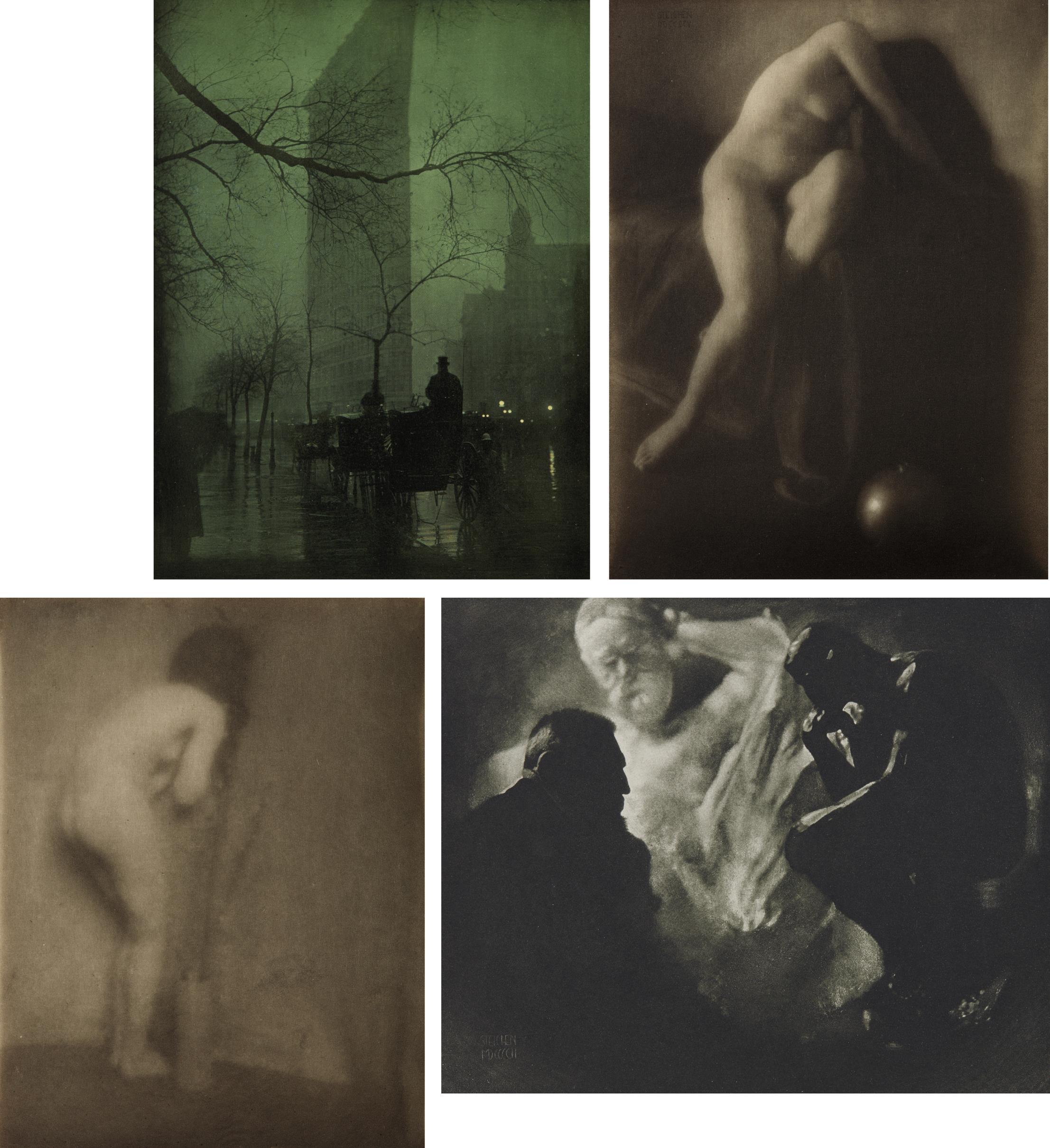 Edward Steichen-Steichen (The Steichen Book)-1906