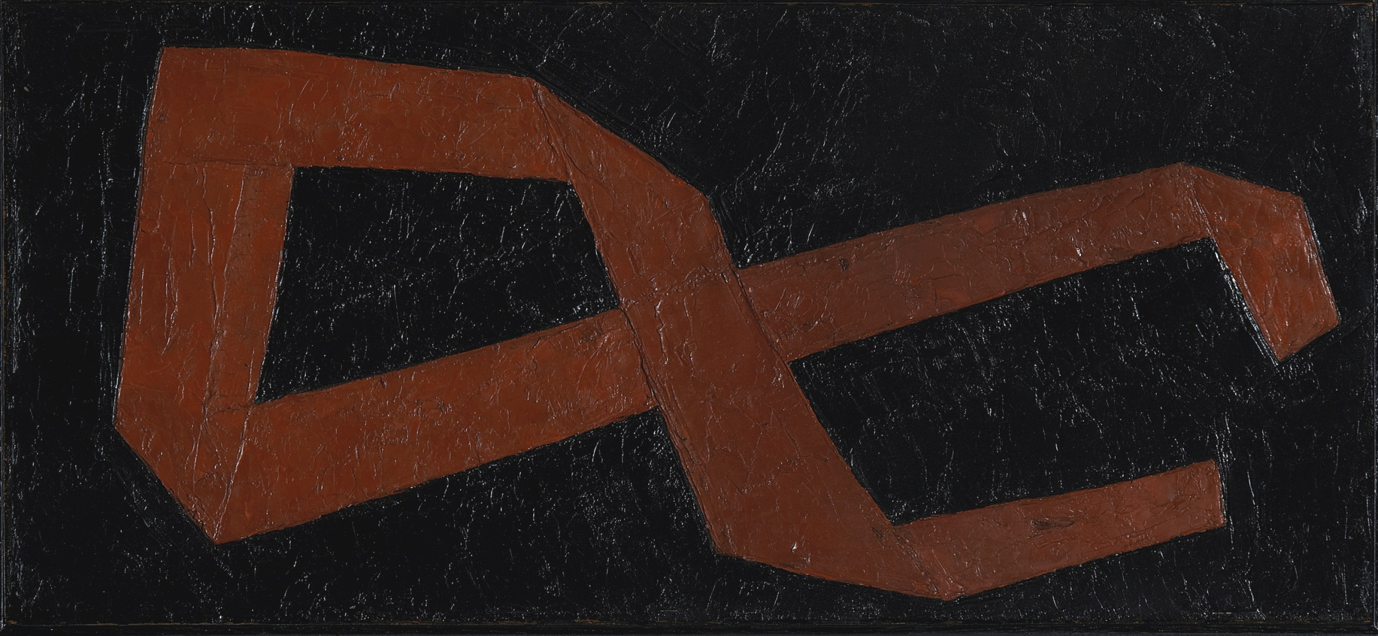 Takeo Yamaguchi-Kyoukei (Sword Shape)-1957
