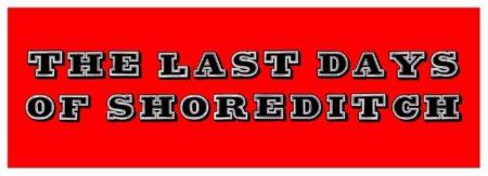 Ben Eine-The Last Days Of Shoreditch-2016