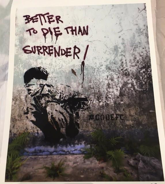 Code Fc-Never Surrender-