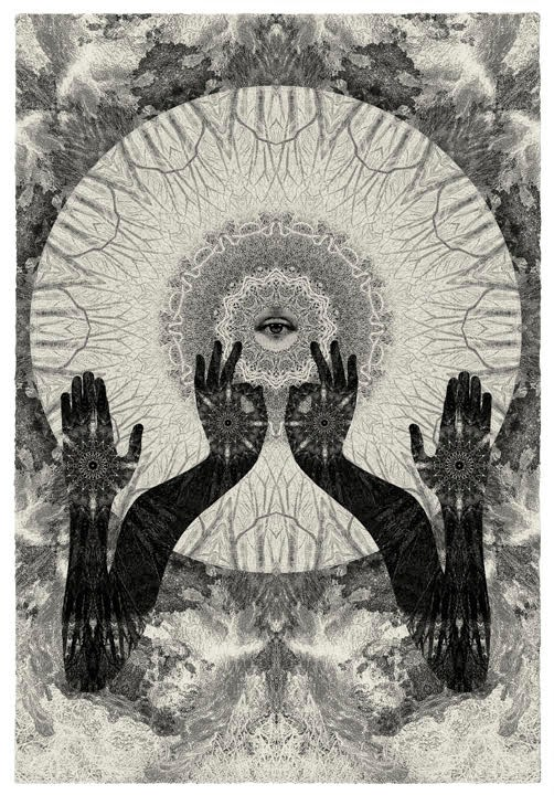 Dan Hillier-Temple Of The Way Of Light-