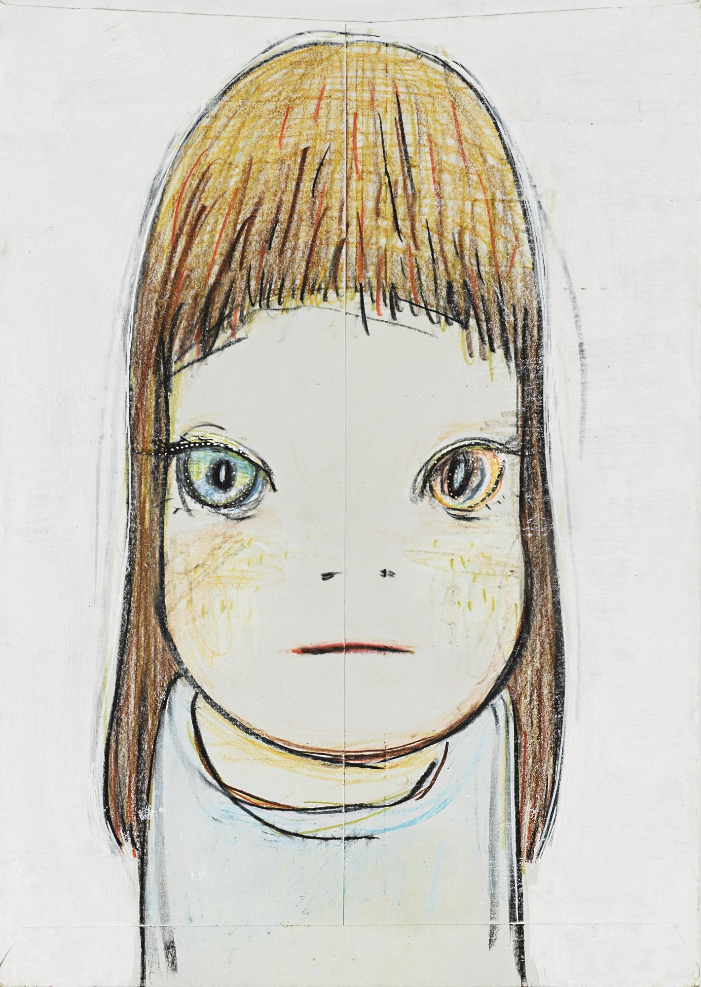 Yoshitomo Nara-Untitled-2003