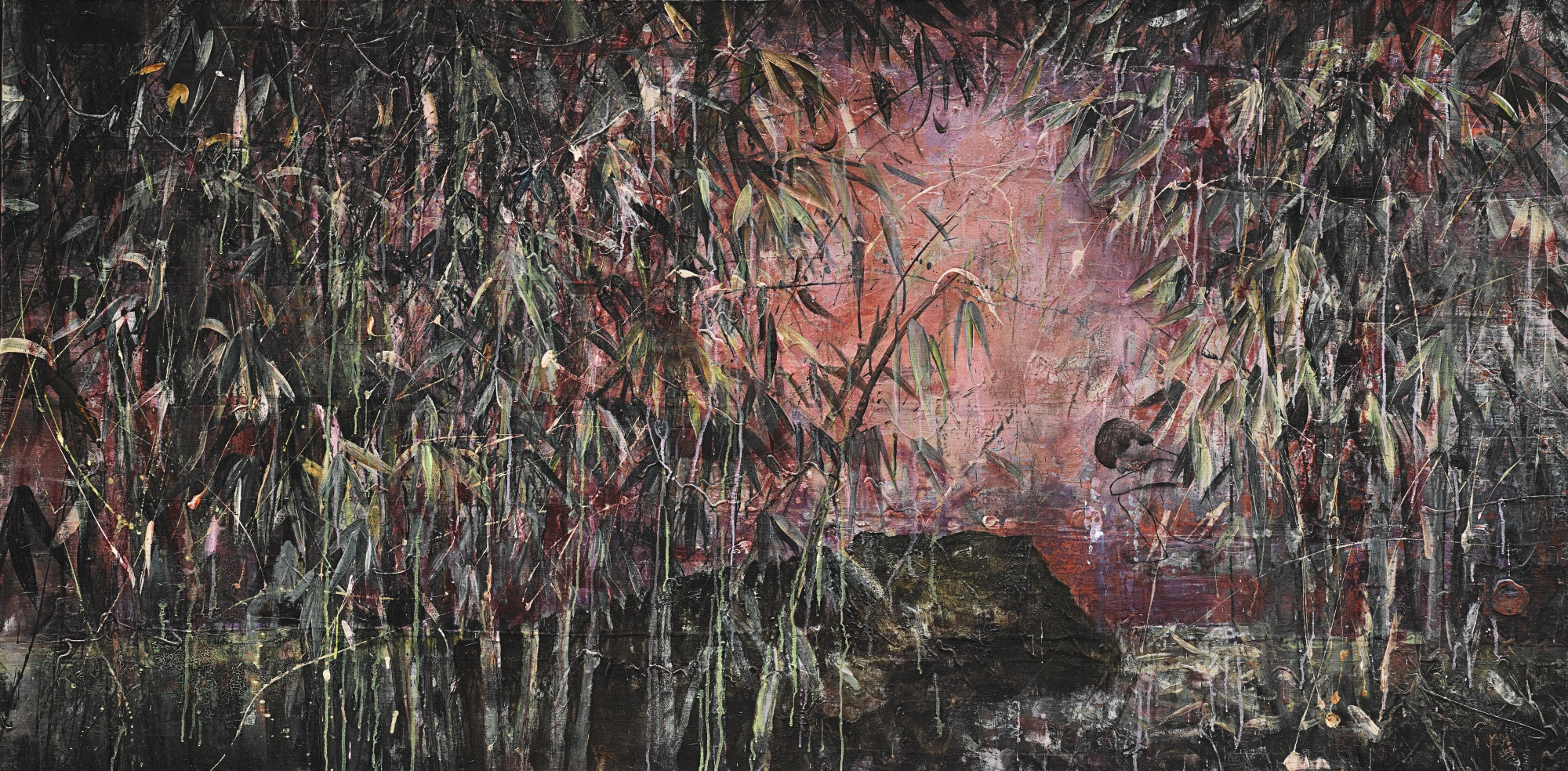Wei Jia-Cry For The Wall-2008