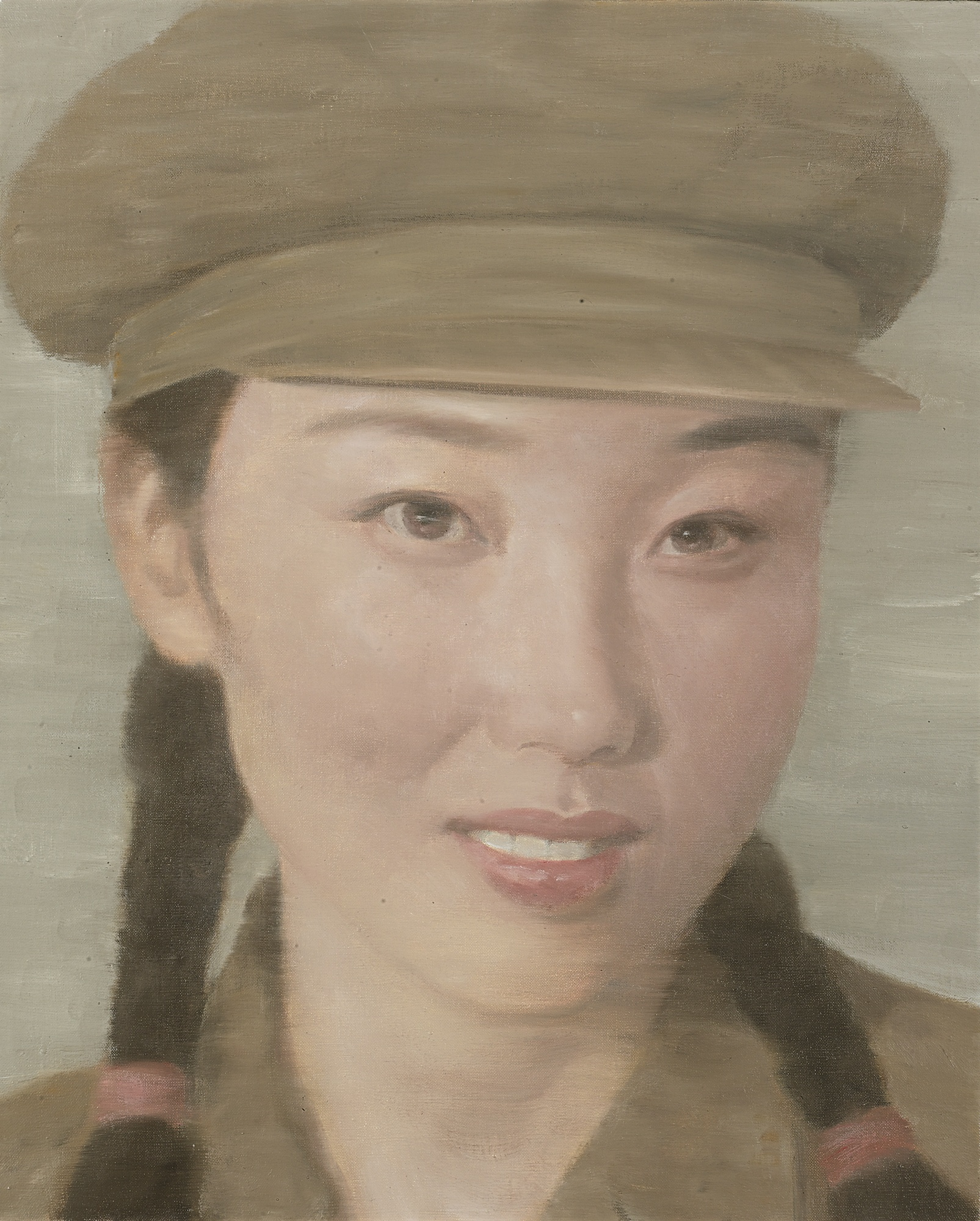 Qi Zhilong-Chinese Girl Series No. 26-2005