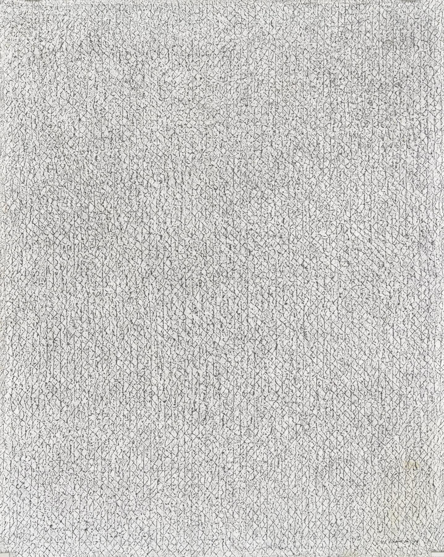 Chung Sang-Hwa-Pencil 78-P12-1978