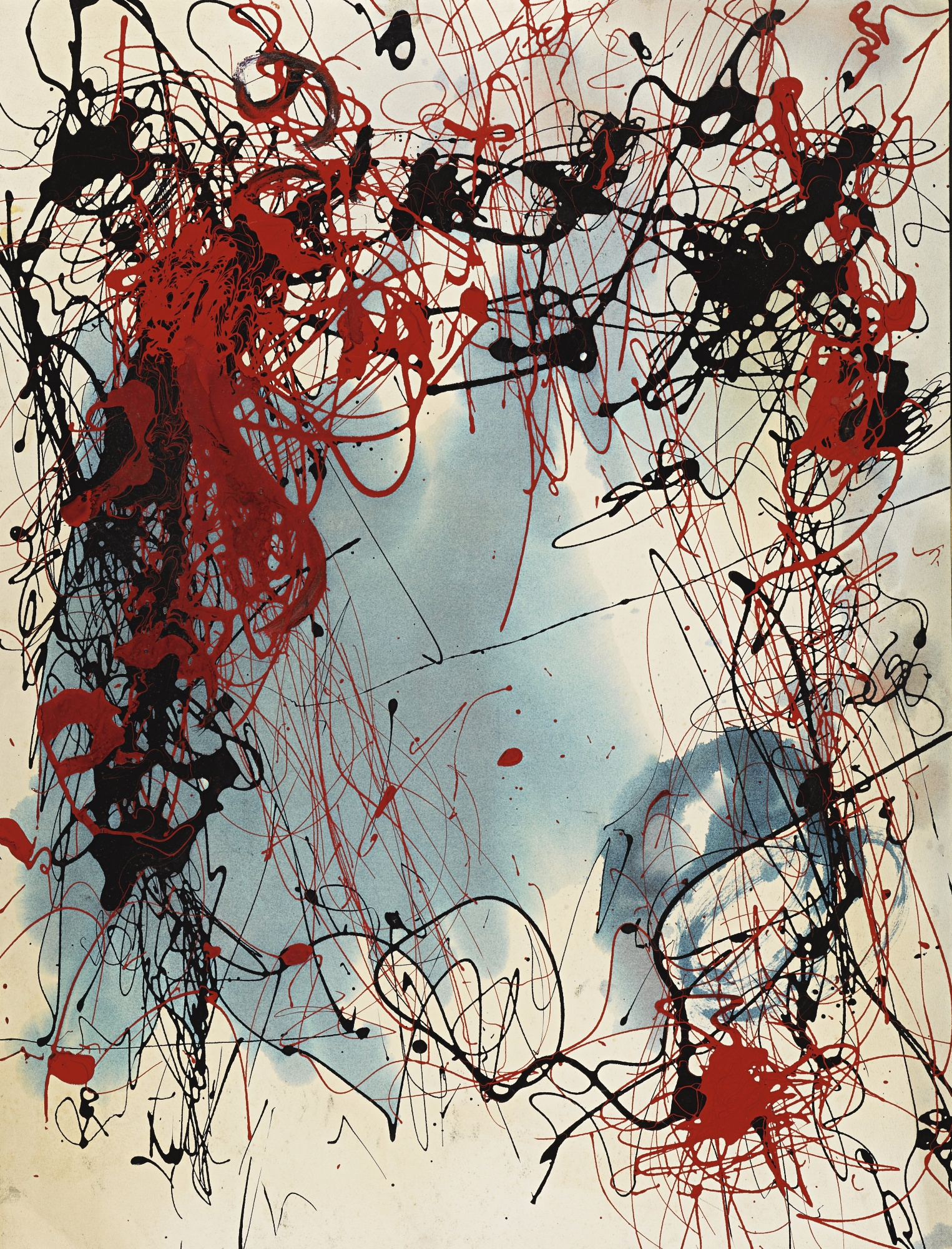 Jiro Yoshihara-Work-1950