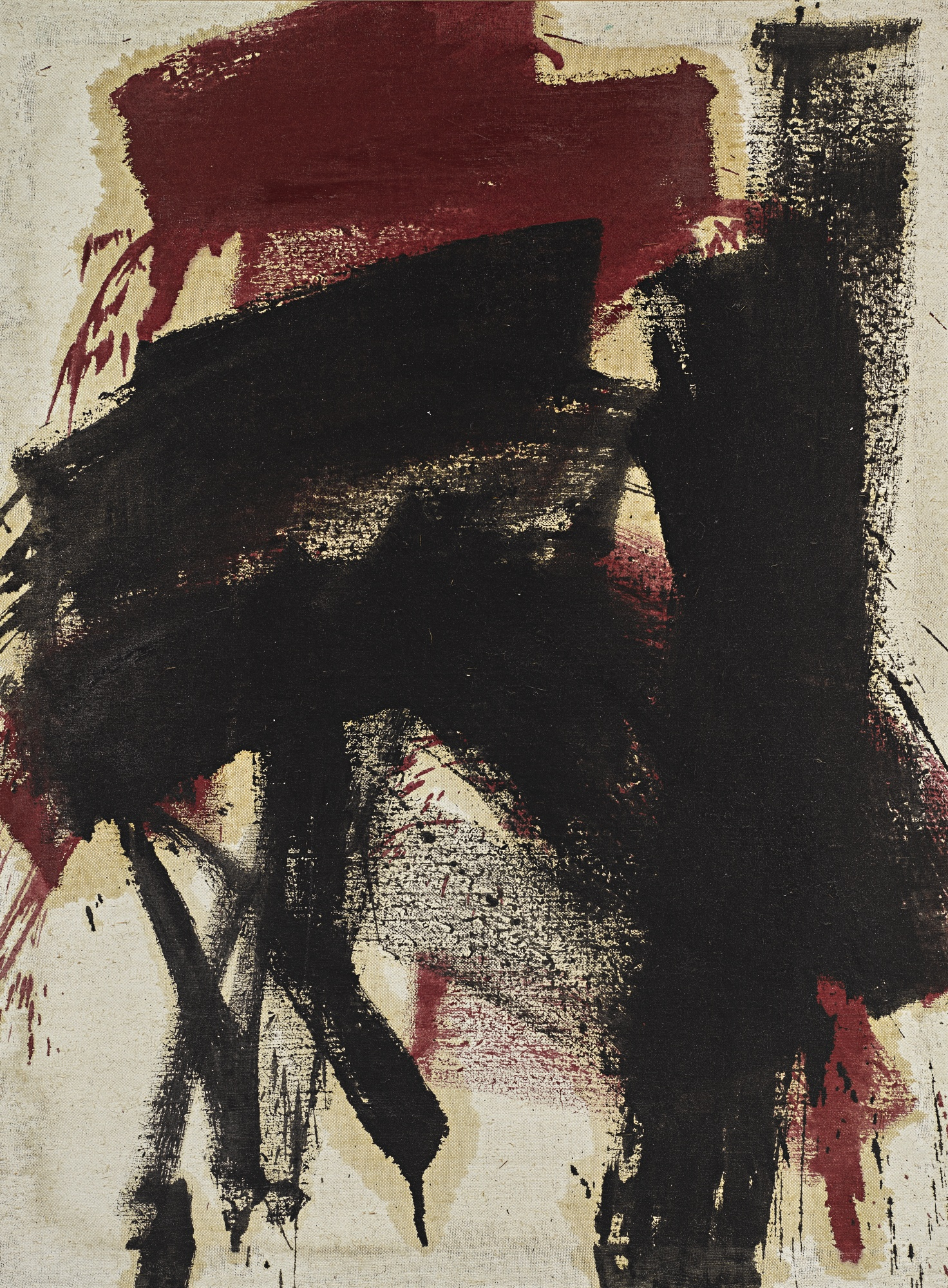 Zhu Jinshi-Untitled-1985