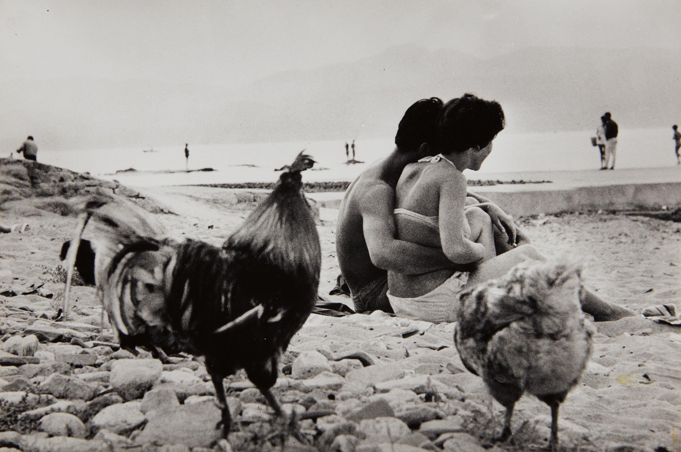 Henri Cartier-Bresson-Cote d'Azur, Var, Saint Tropez-1959