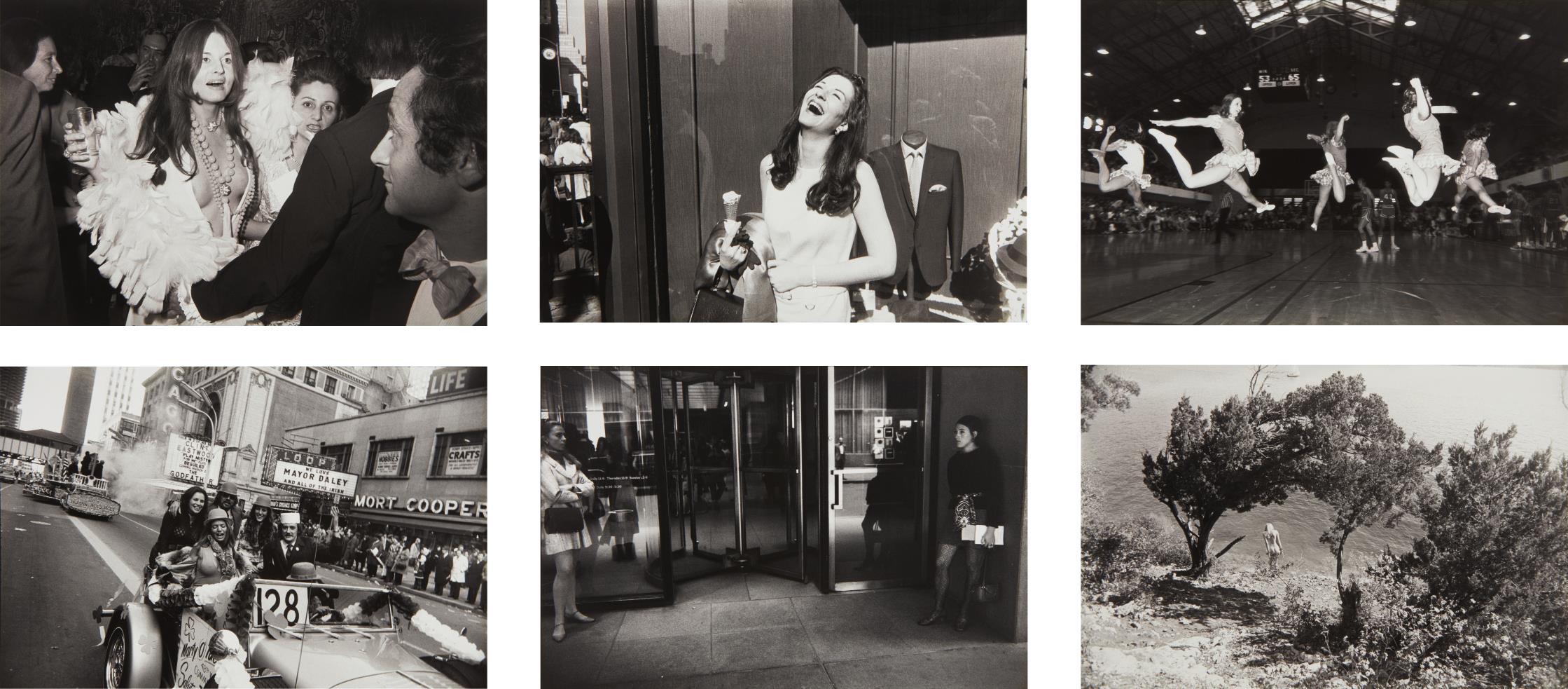 Garry Winogrand-Women Are Beautiful-1981