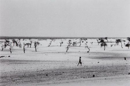 Sebastiao Salgado-Site of the now dried Lake Faguibine, Mali, Africa-1985