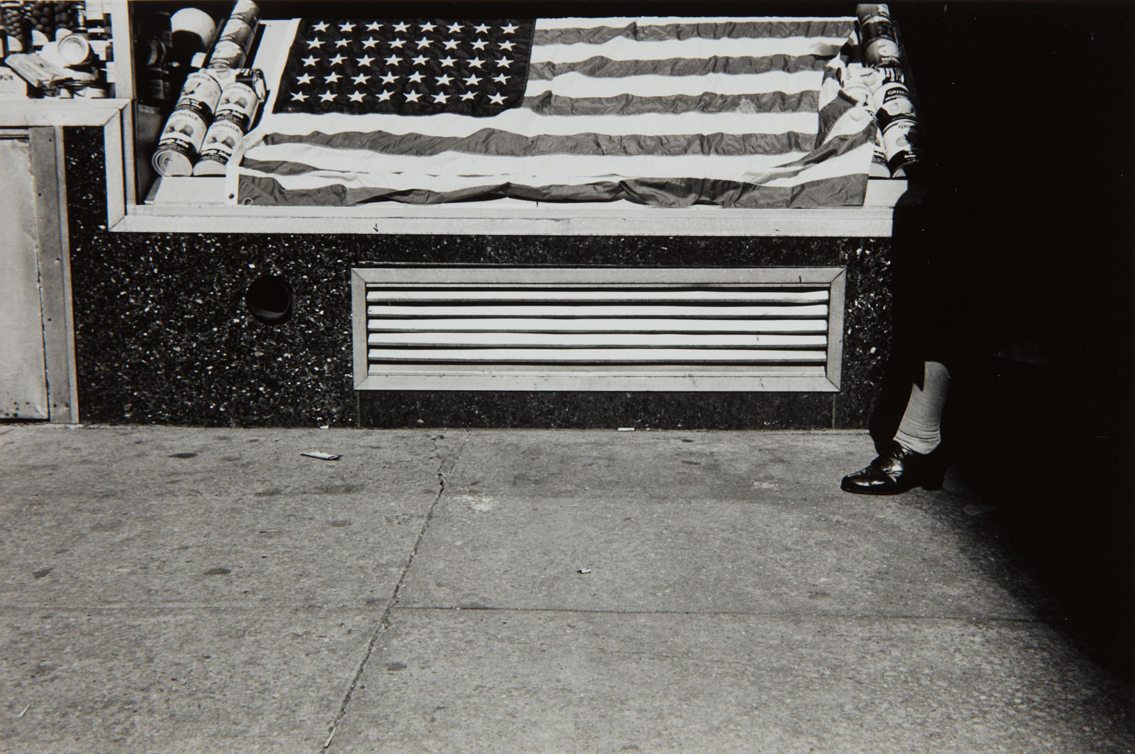 Lee Friedlander-New York City-1965