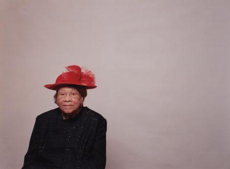 Julie Moos-Mrs. Lewis from Hat Ladies-2000