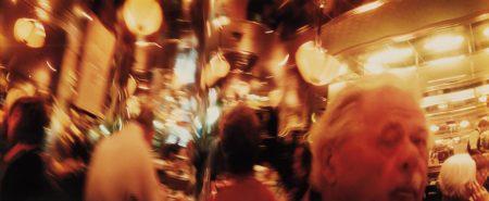 John Chamberlain-Dining Out, Paris #6-1995