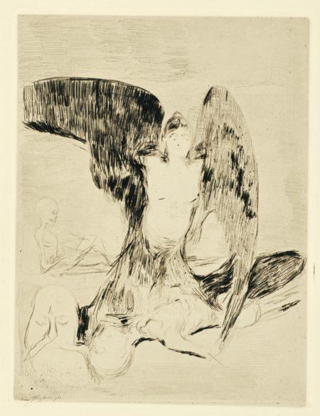 Edvard Munch-Harpy (W., Sch. 4)-1894