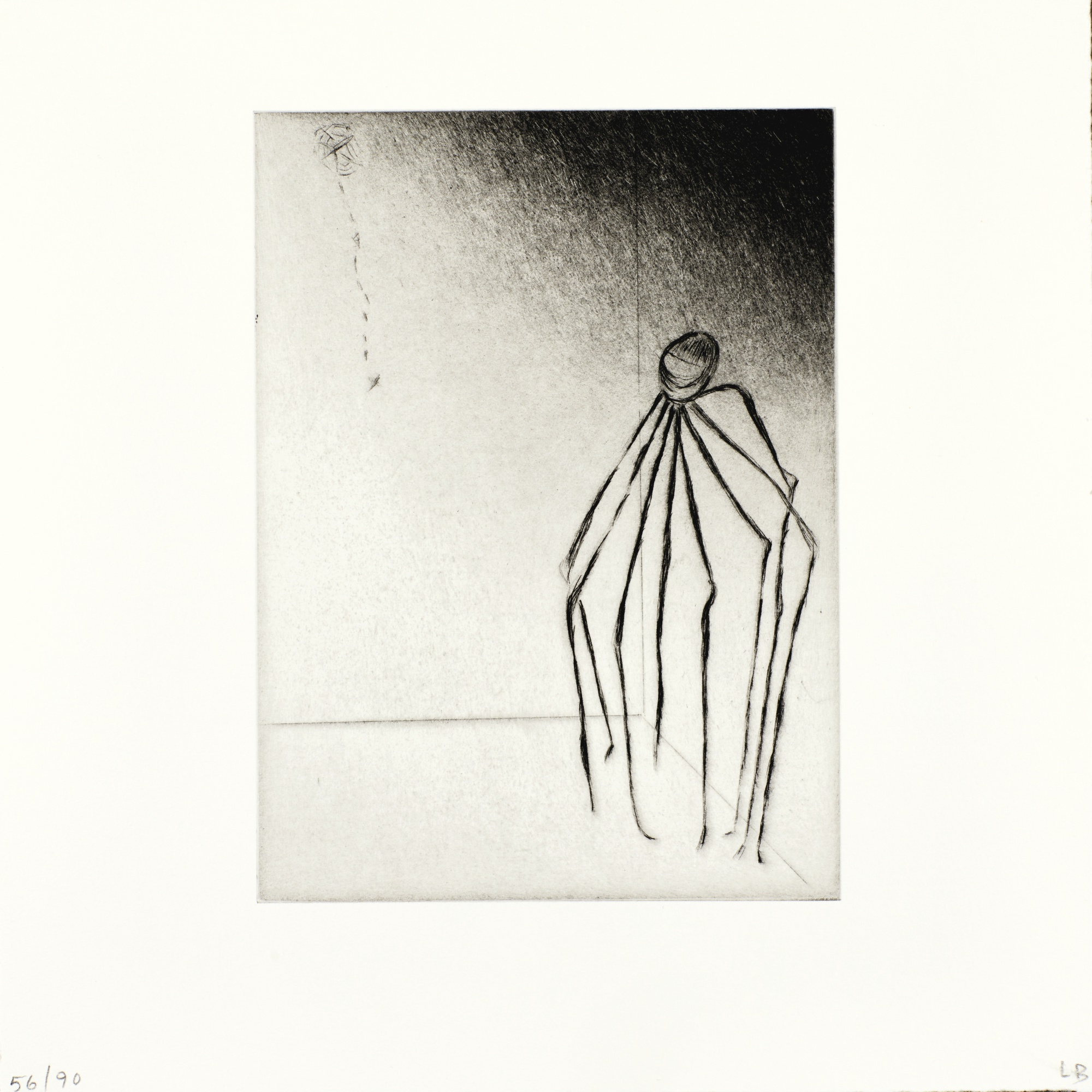 Louise Bourgeois-Ode A Ma Mere-1995