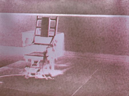 Andy Warhol-Electric Chair (F. & S. II.78)-1971