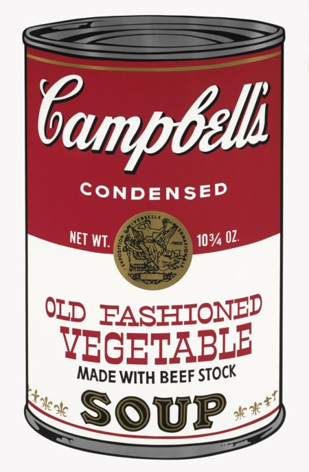 Andy Warhol-Old Fashioned Vegetable (F. & S. II.54)-1969